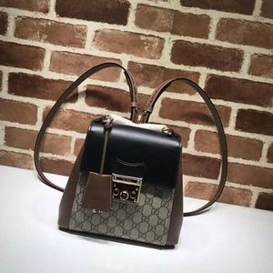 Gucci Mini Backpack New Check Description